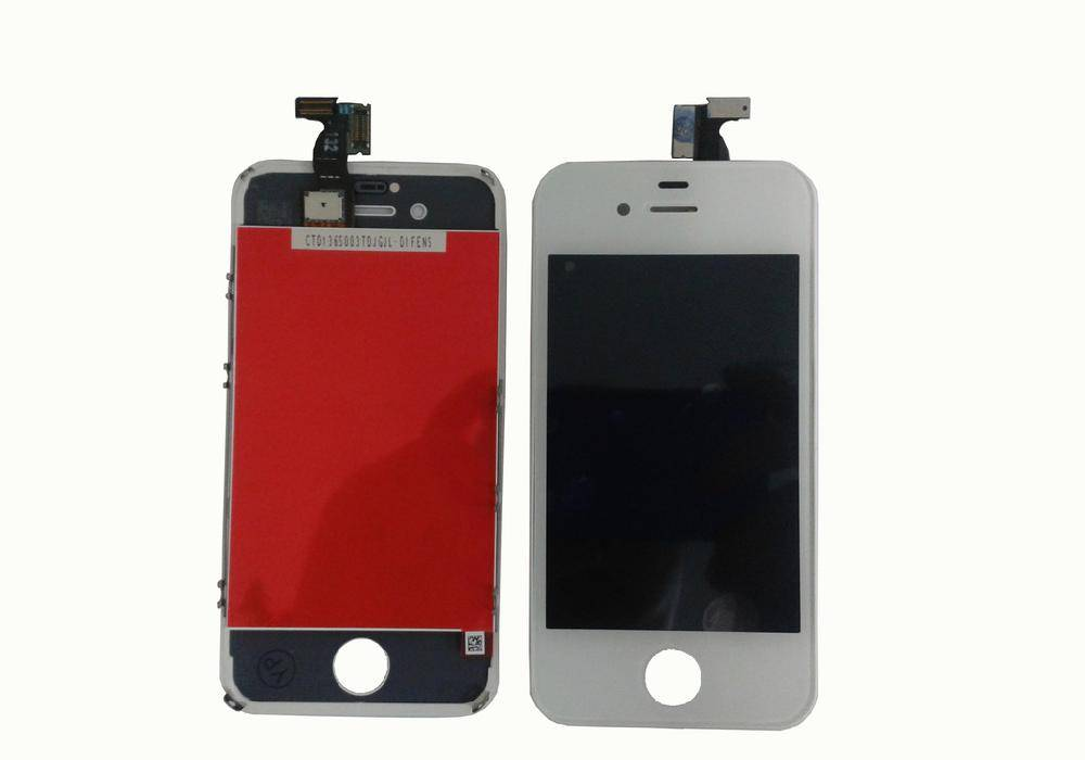 high quality display and touch screen assembly for iPhone 4S