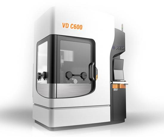 3D metal printing machine with large sizes