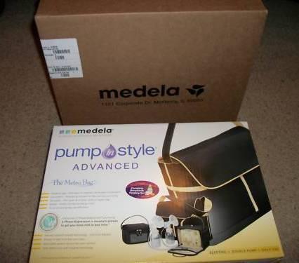 Medela Pump In Style Advanced Breastpump - New In Box