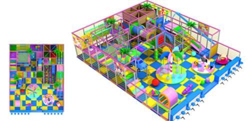 2013 Newest  Indoor Playground  For Kids