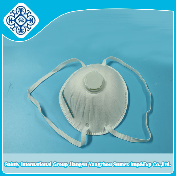 N95 Masks disposable respirator with valve