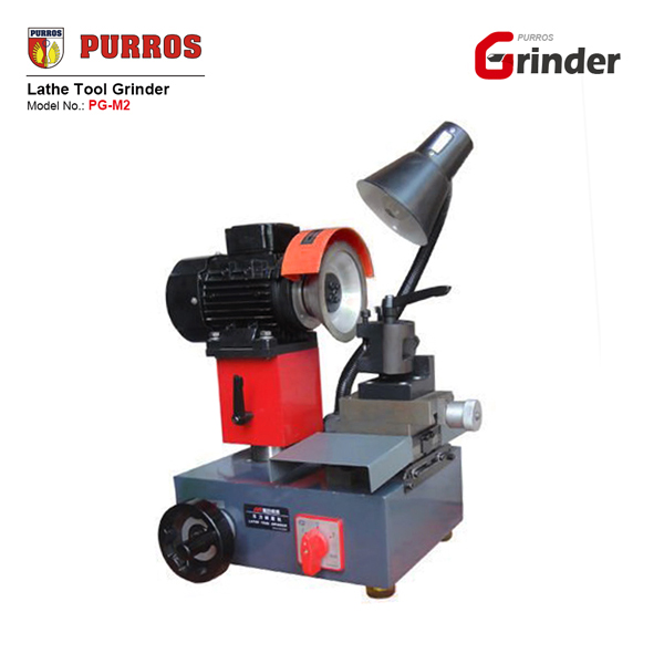 PURROS PG-M2 universal tool and cutter grinder used for blade and lathe