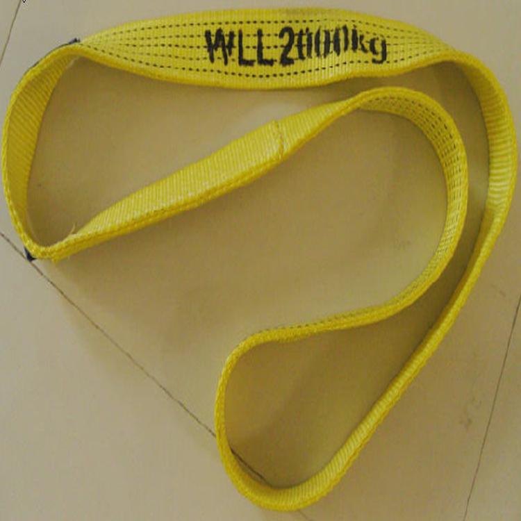 endless webbing lifting sling