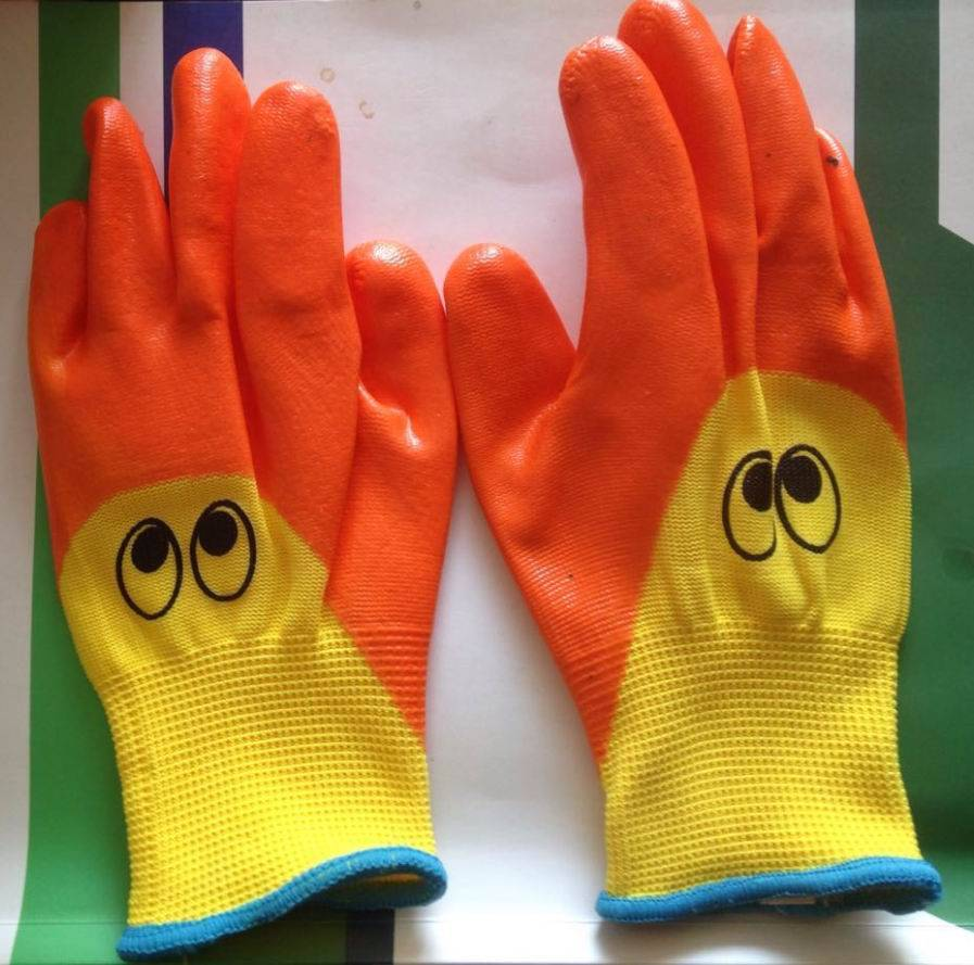 Children's protection gloves