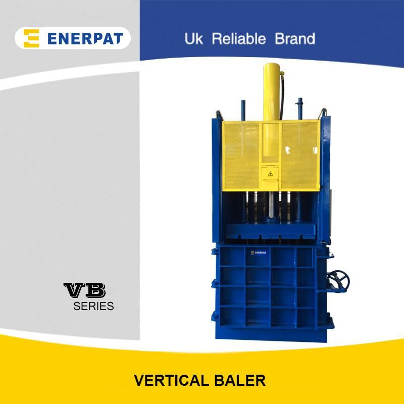 High Pressure Hydraulic Pump Cardboard Baler Machine