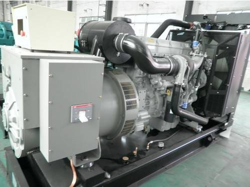 60HZ 440V PERKINS 13KW silent and portable diesel generator , equip engine assemble