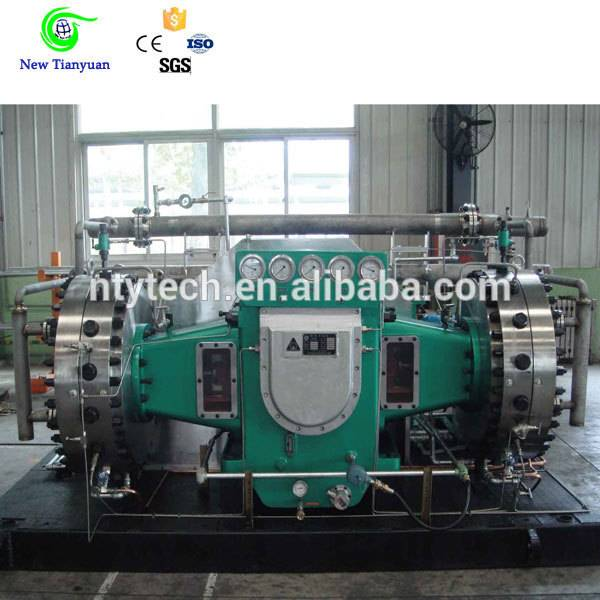 8-80Nm3/h Capacity Inert Gas Compressor, Diaphragm Compressor for Sale