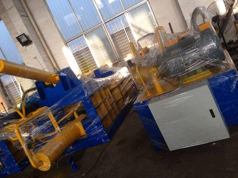 Scrap Metal Balers For Sale (Y81F-160A)
