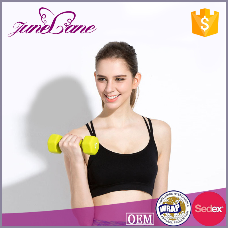 OEM service quick dry hot selling activewear wholesale sports bra