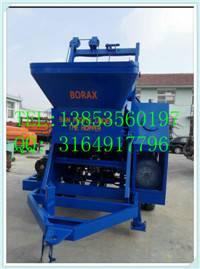 cocnrete mixer with pump