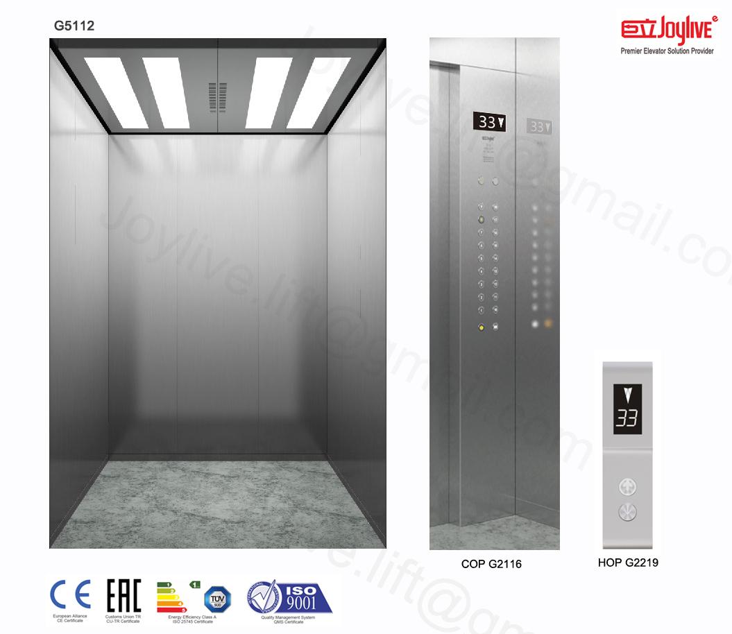 Suzhou Passenger Elevator Products - Joylive Elevator