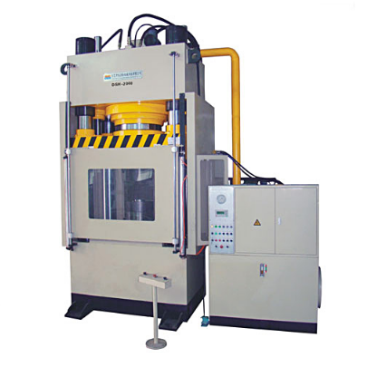 800T Upper-cylinder Type Cold Extrusion Hydraulic Press for Led Radiator