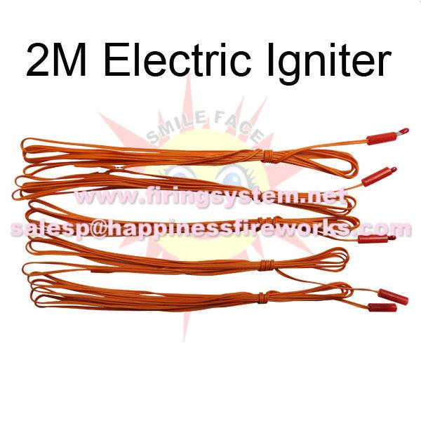 liuyang firewoelectric ignition+ 2M igniters+ electric ignition+ fireworks igniter + Pyrogen igniter