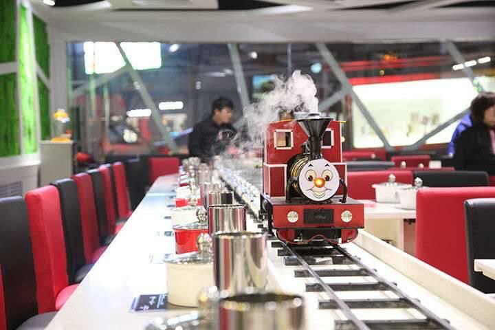 Rotary Train equipment
