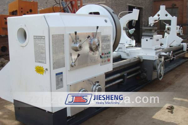 CNC Pipe Thread Lathe
