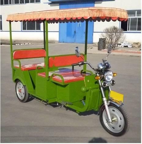 best battery rickshaw for india market