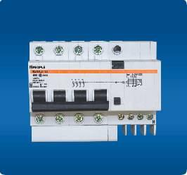 QZ47LE Earth Leakage Circuit Breaker