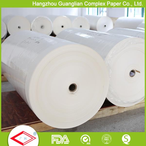 Parchment paper jumbo rollls