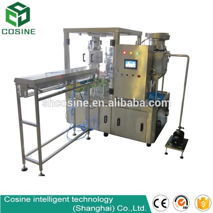 China Gold supplier joygoal flavor water plastic bag filling device