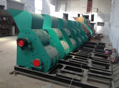 The load device of Crusher