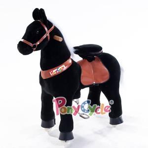 Ponycycle rocking horse toy