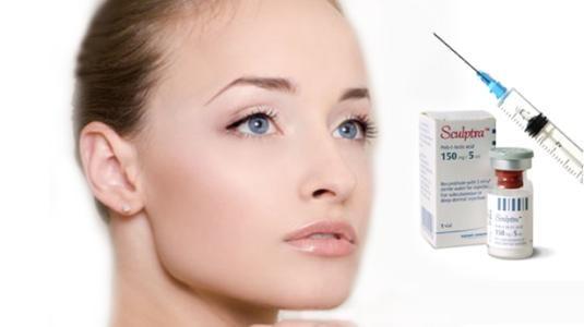 Long Lasting Anti Wrinkle Sculptra Poly-L-lactic Acid 5ml