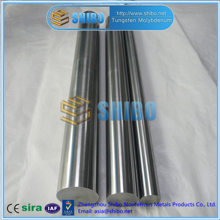 Factory Supply High Purity 99.95% Molybdenum round rod
