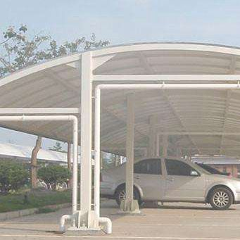 Professional supply household PVC soft car canopy
