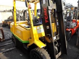 4t Used Tcm Forklift  for sale