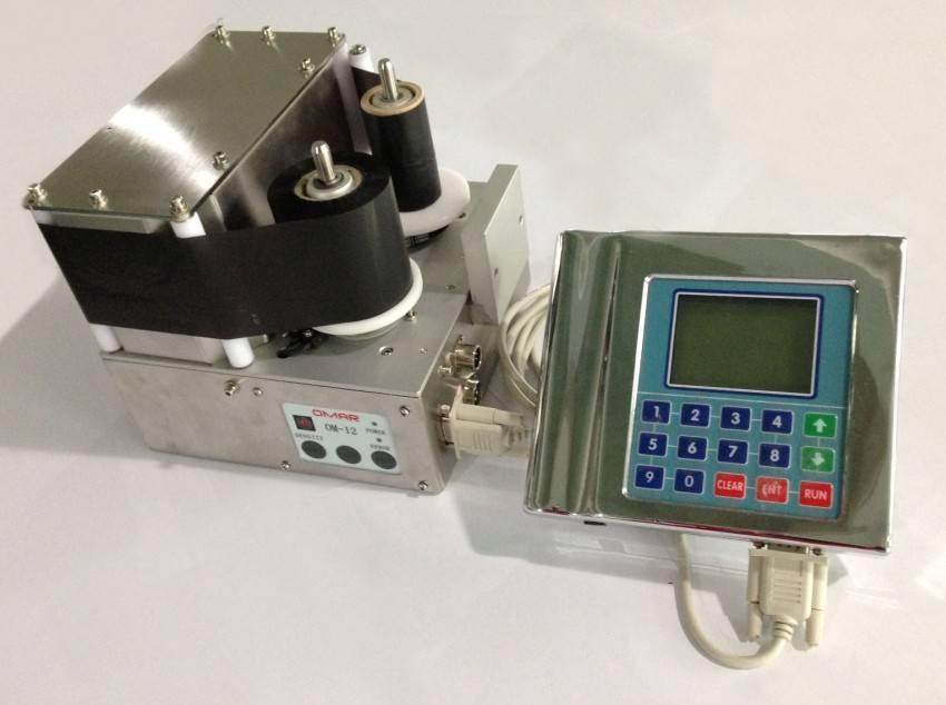 OM-12 thermal transfer printer