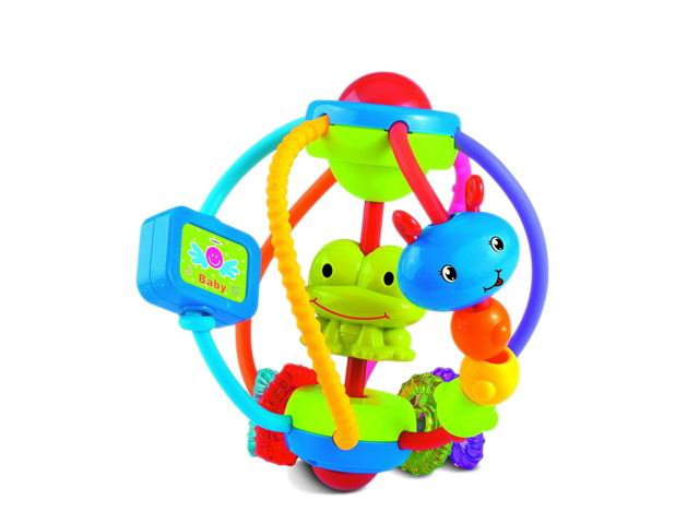 Baby toys spin ball toys