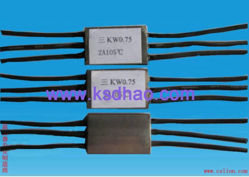 Three-phase motor thermal protector,Three-phase motor temperature protector