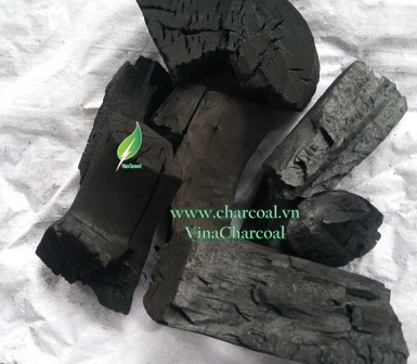 Kono charcoal from 100% Vietnam wood tree with amazing quality for BBQ