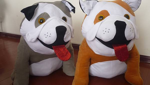 Hot Sale Plush Dog Toys