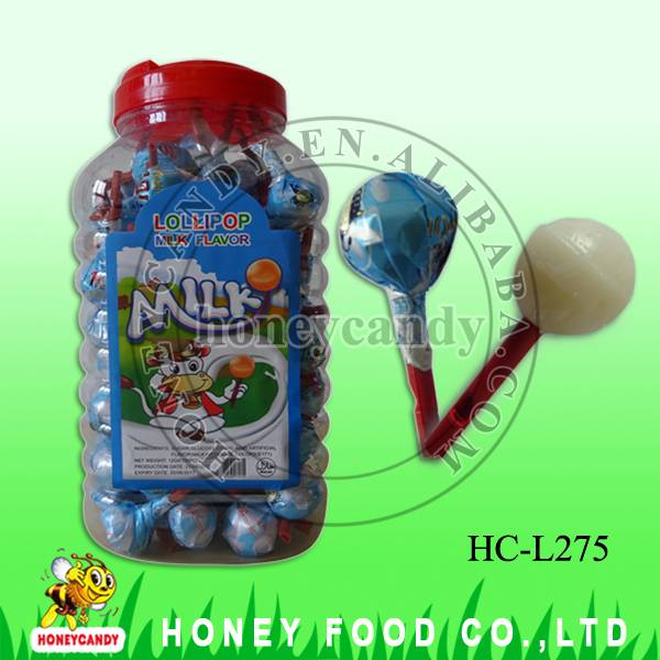10g Milk Whistle Lollipop