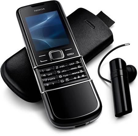 Nokia 8800 Carbon Arte, Nokia 8800 Sirocco, 8800 Sapphire Arte, 8800 Arte Black, Nokia 8800 CA