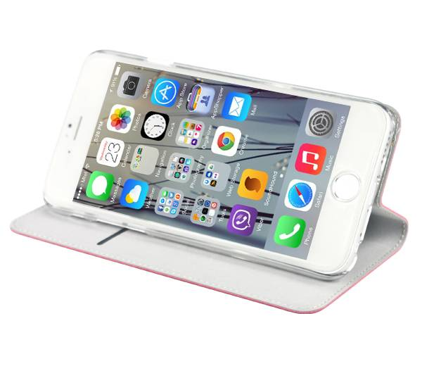 for iPhone 6 Stand Card Slot PU Leather Phone Cases
