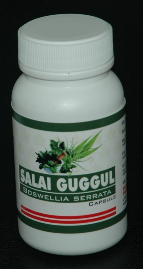 Salai Guggal (Bosewllia Serrata)