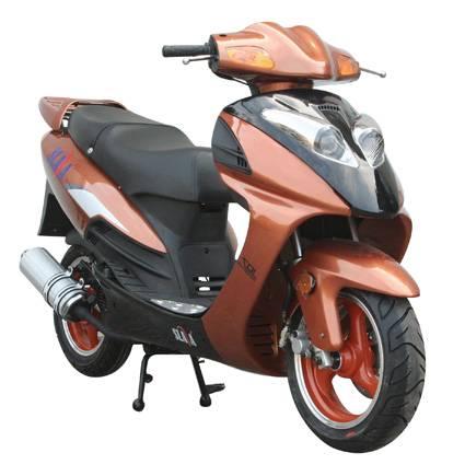 EEC gas scooter 50cc BD50QT-15(B) - Lifang motor Group co,ltd