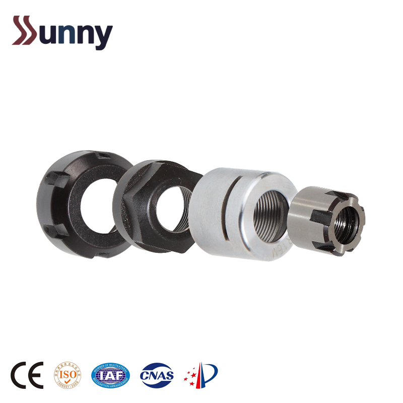 High precision ER Clamping Collet Nuts