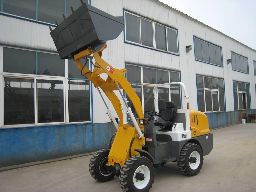2016 new model 1Twheel loader(HT910)