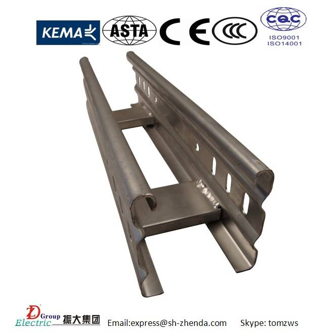 Hot dipped galvanized Cable ladder