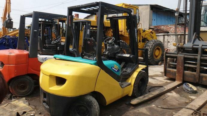Used Forklift Komatsu FD30-16 from China