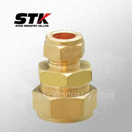 Brass Fitting, Copper Fitting,Reduce Coupling Unit