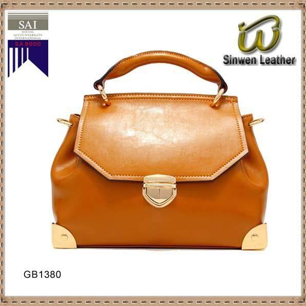 leather handbag leathe bag