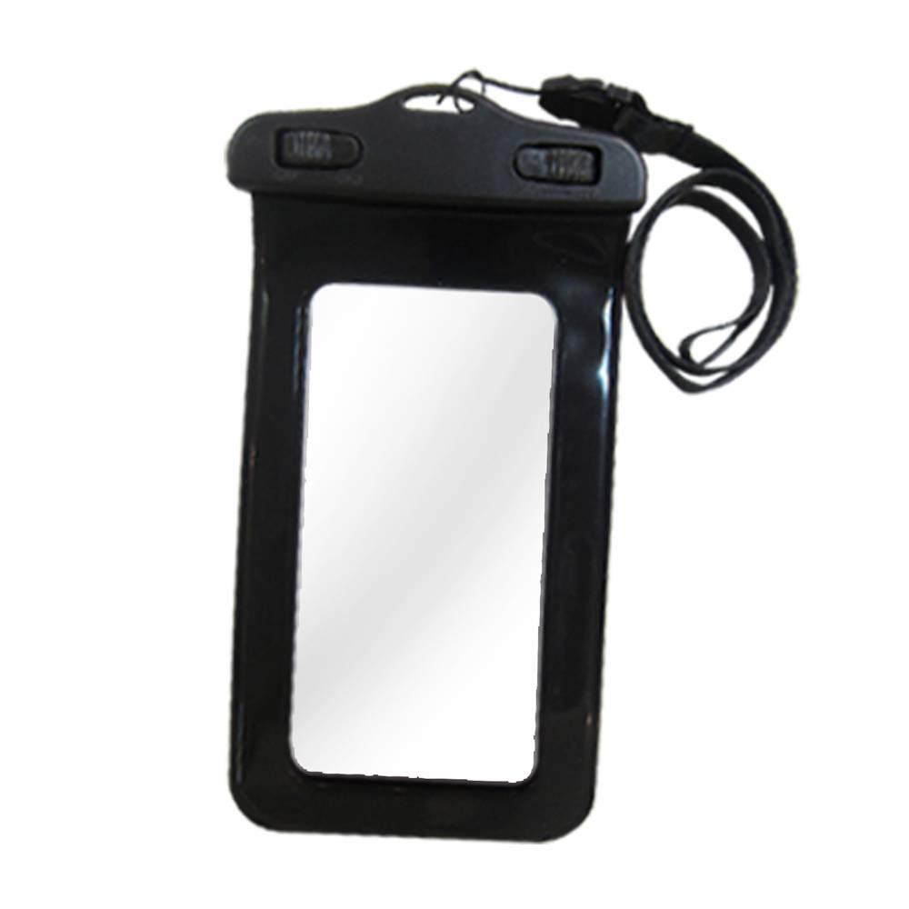 pvc dry waterproof smartphone pouch