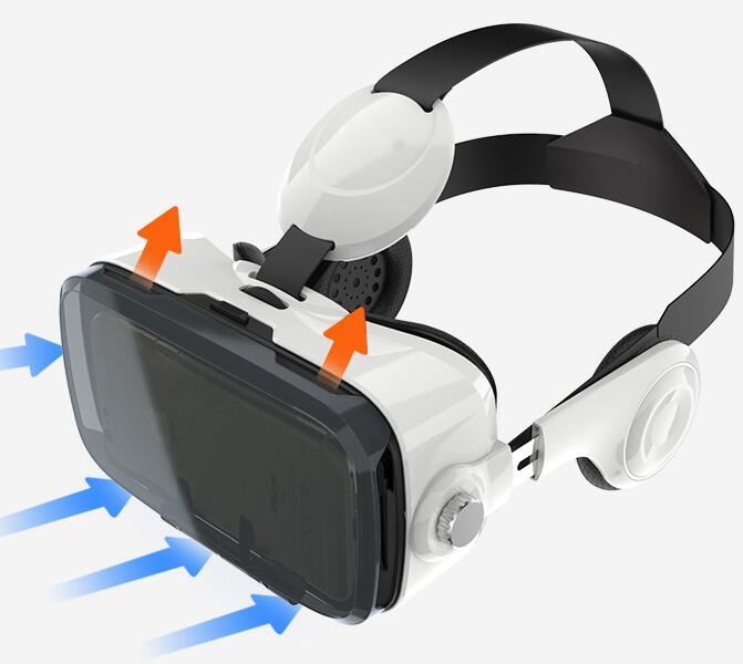 High Quality BOBO VR Z4 Virtual Reality BOBO 3D Glasses with Cheap Price Vr Box