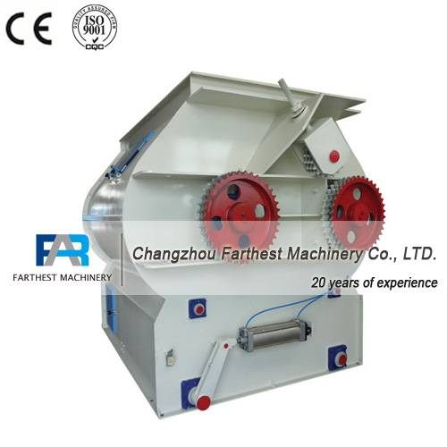 Double Shaft Paddle Mixer with CE Certification