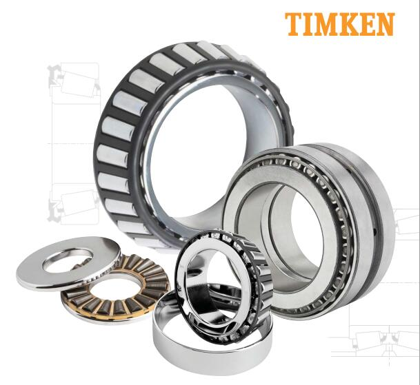 Inch taper roller bearings 387A/382S used for automobile wheel