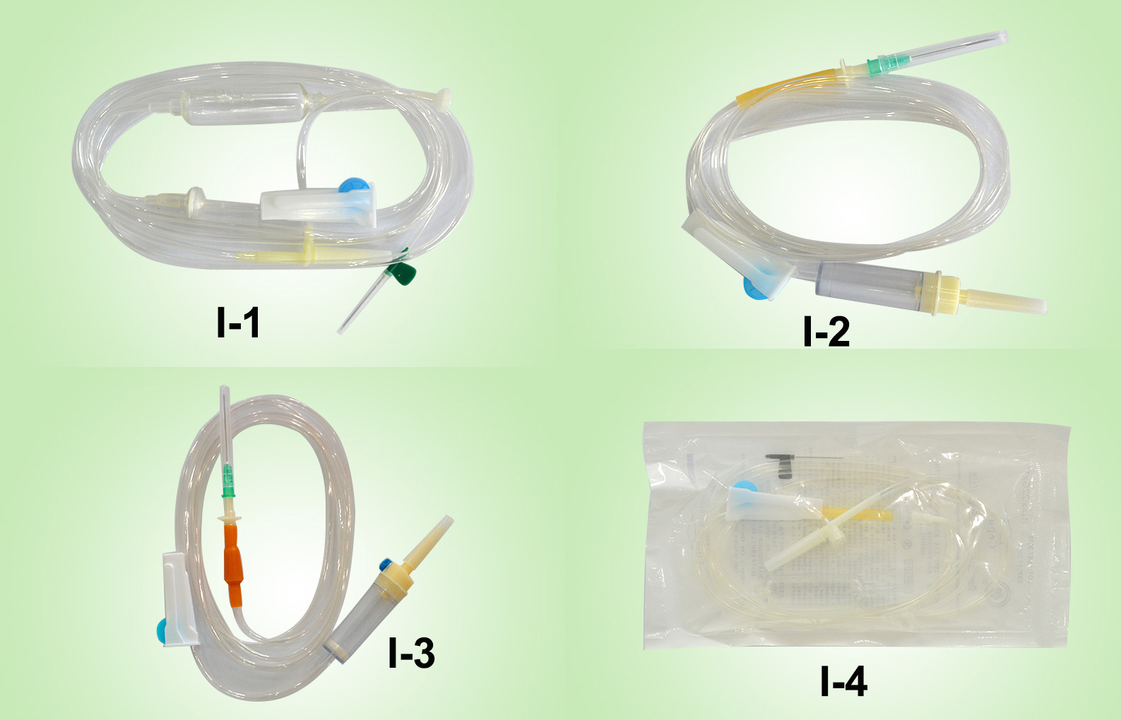 Infusion set & Sterile IV set & Disposable infusion set with CE & ISO